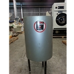 Used Rema RP-5 Stainless Vacuum Tank