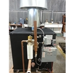 Used Parker Water Heater