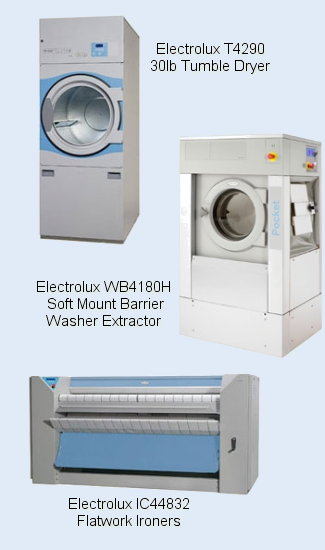 Electrolux Commercial Laundry Equipment