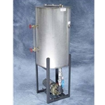 Parker Boiler Vertical Feed Water Return Systems