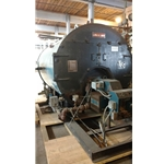 BURNHAM 125HP STEAM BOILER