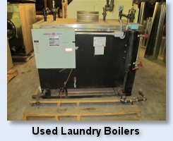 used commercial boilers